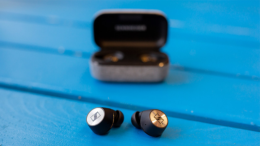 First impression: Sennheiser Momentum True Wireless
