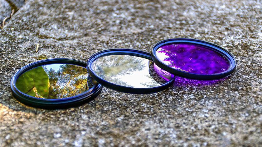 Kwaliteit lensfilter
