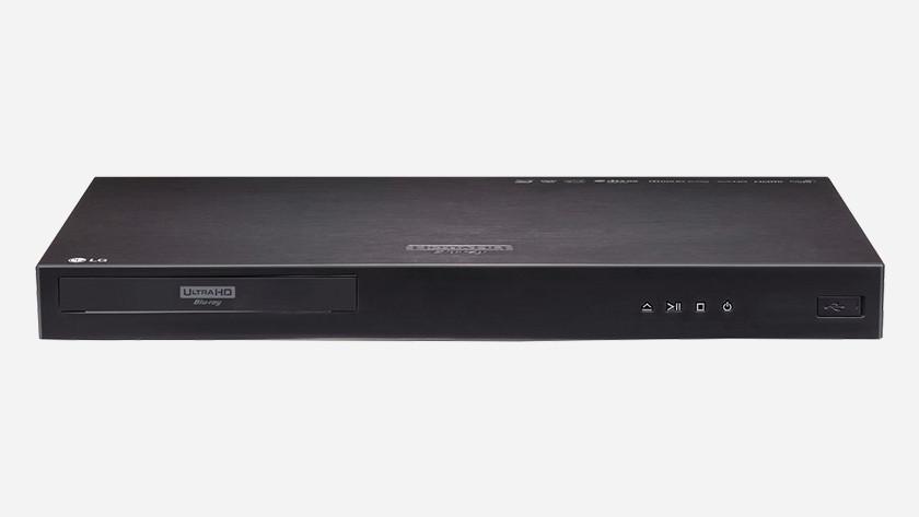 Blu-ray speler afspeelmogelijkheden