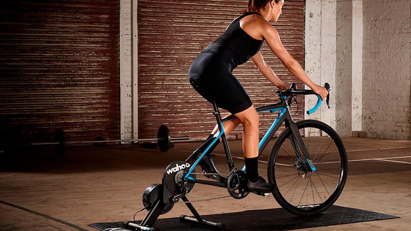 Smart fietstrainer