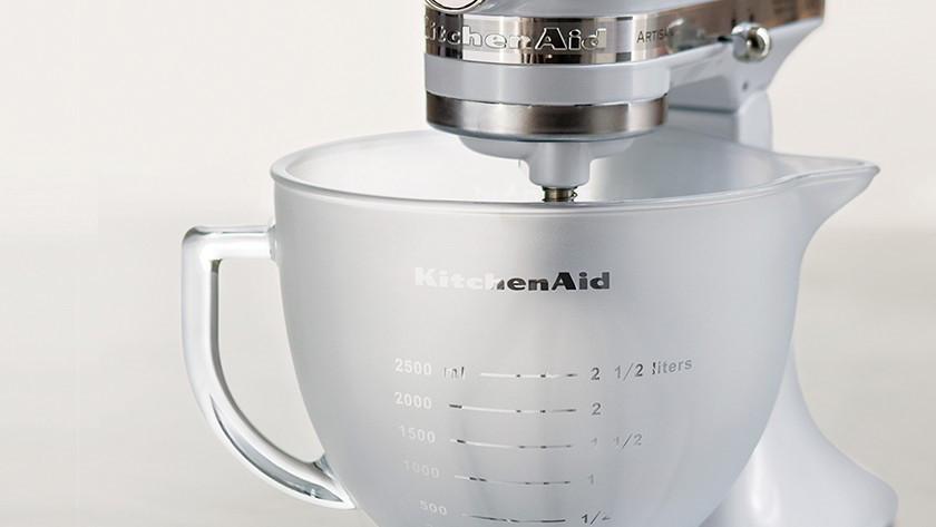 KitchenAid 5K5FGB Melkglazen Kom