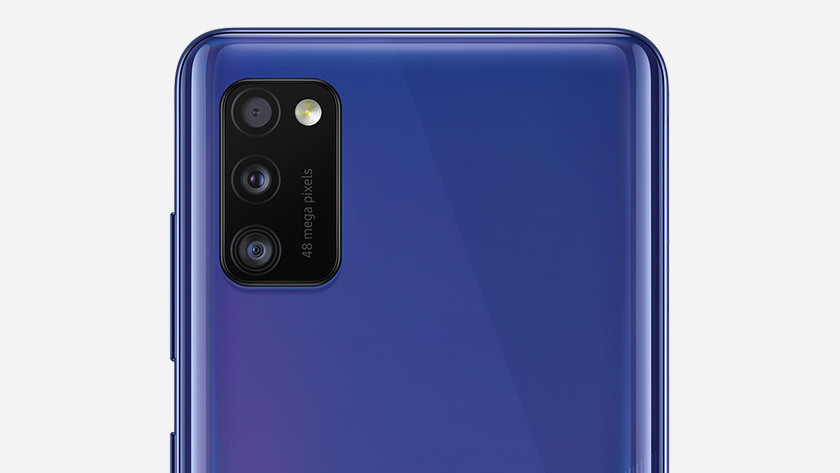 Samsung A41 vs Samsung M21 camera