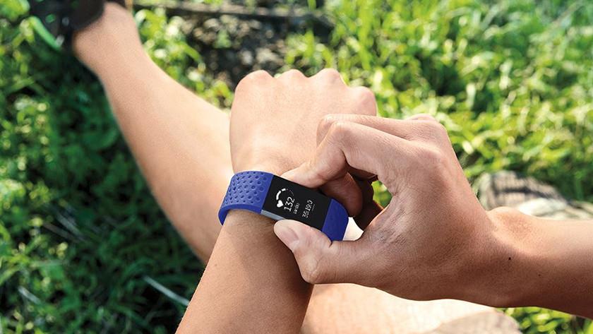 Turn on Fitbit