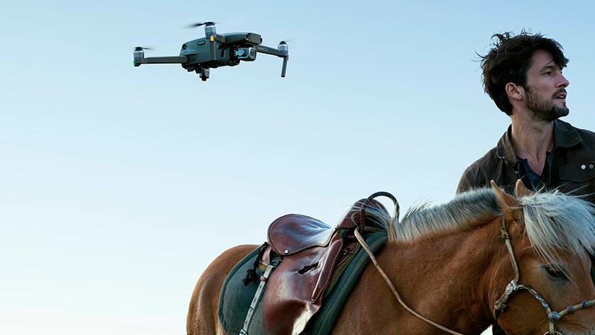 Drone vliegmodi active track