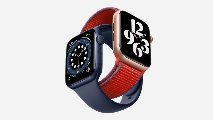Apple Watch Series 6 snellere processor