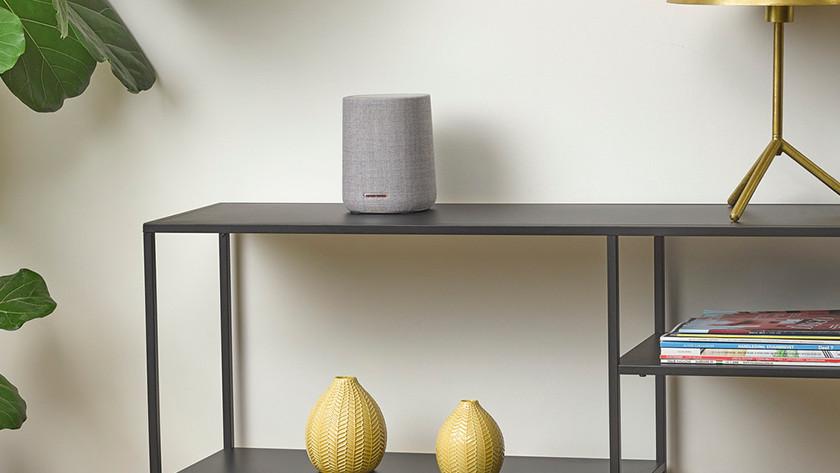 Wifi speaker