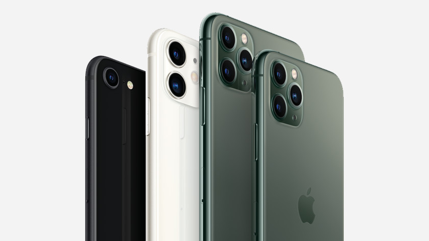 Size iPhone 11 and 11 Pro (Max)