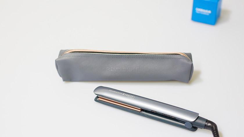 Unboxing Remington Keratin Protect stijltang