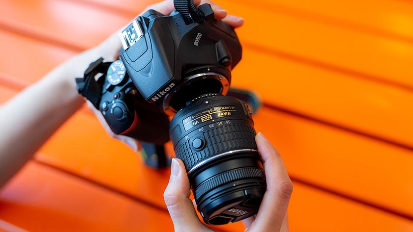 Nikon camera's aan de slag