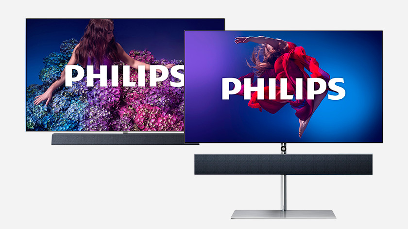 Beste Philips OLED tv's