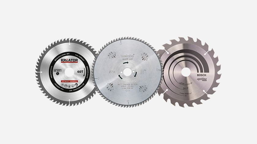 Choosing circular saw blades for radial arm saws