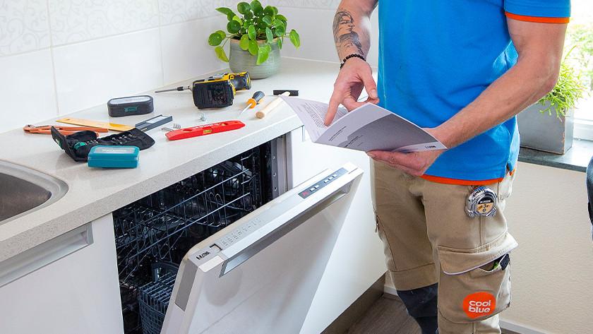 Dishwasher manual