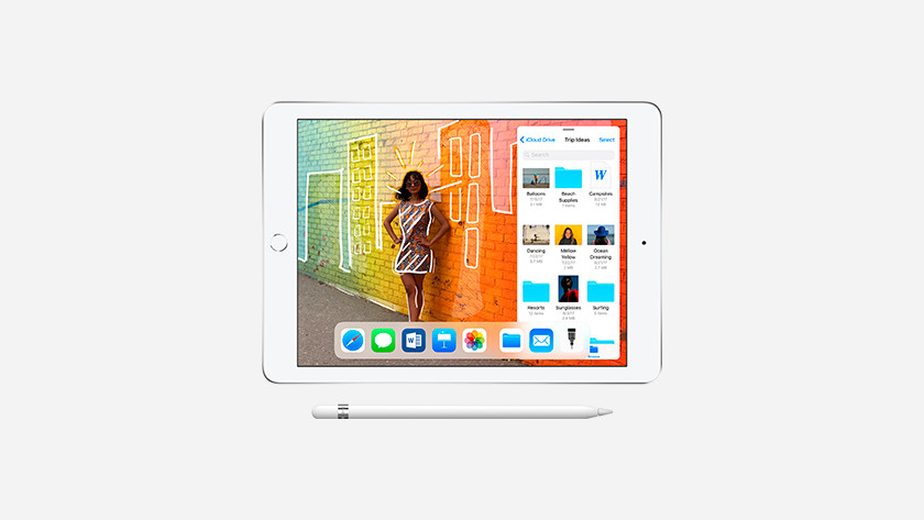 Apple iPad 2018 Apple Pencil