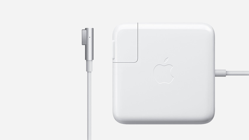 L-shaped MagSafe adapters