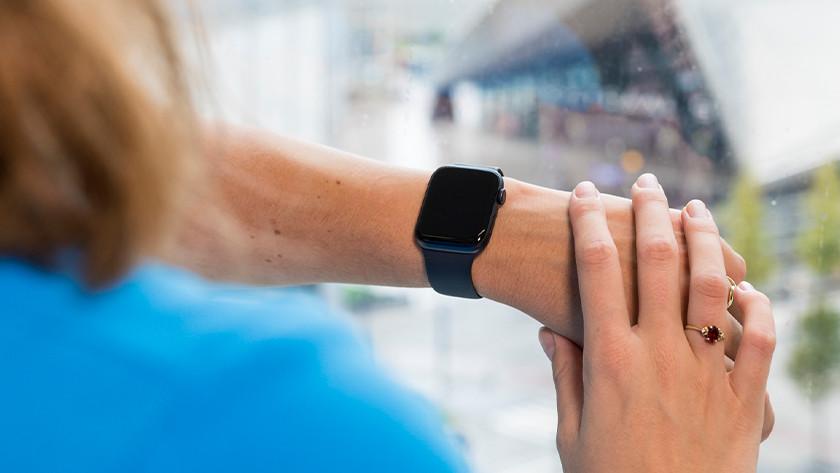 Apple Watch SE altimeter