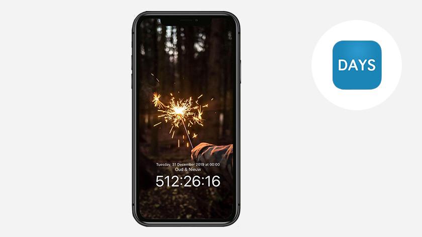 iOS app aftelapp iPhone
