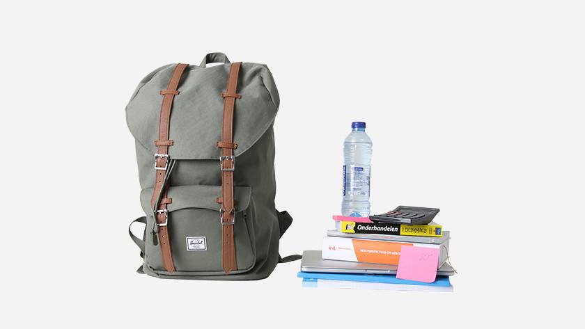 Medium-sized backpack