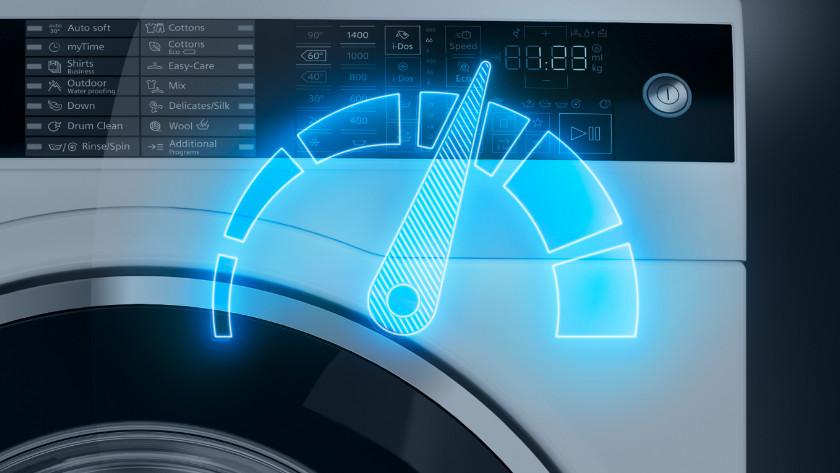 Siemens SpeedPerfect wasmachine
