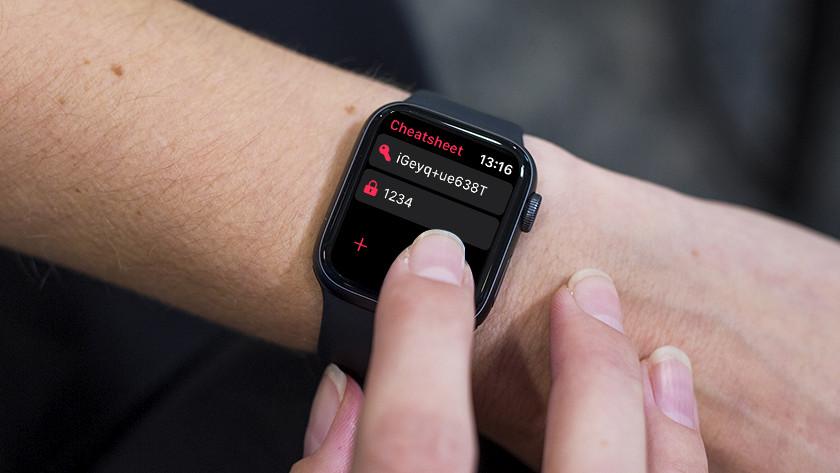 Apple Watch Cheatsheet