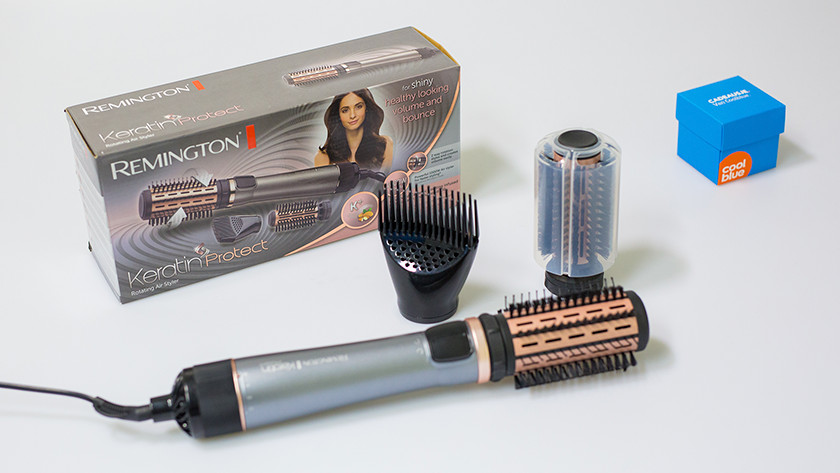 Unboxing Remington AS8810 Keratin Protect