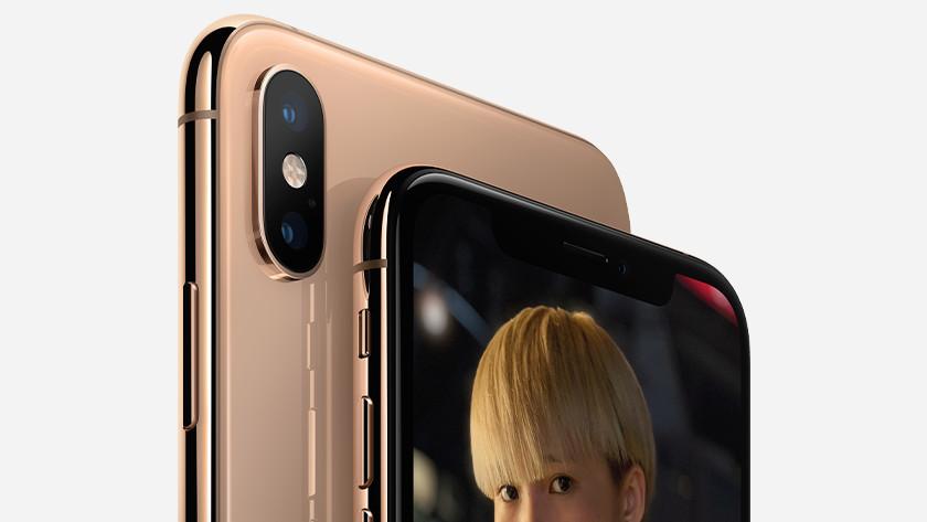 Formaat iPhone Xs