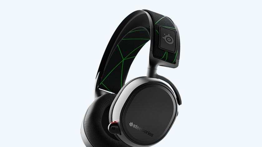 Draadloze gaming headset