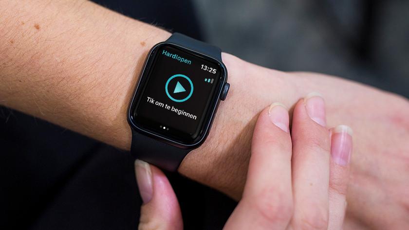 Apple Watch Runkeeper