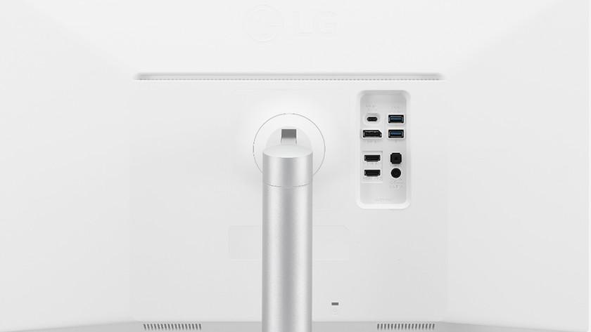 Monitor connectors