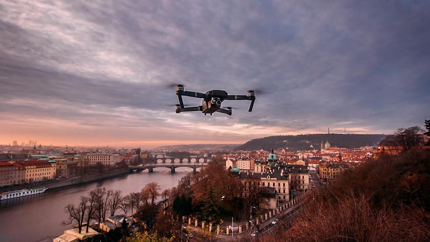 Drone vliegmodi fixed wing mode