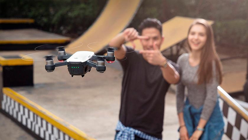 beeldstabilisatie drone inhoud
