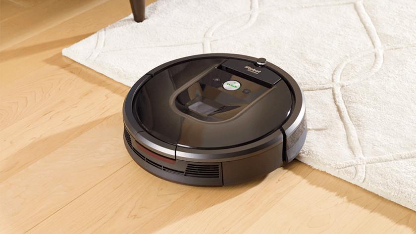 Robot vacuum floor type