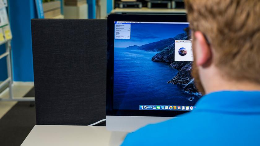 Type Mac opzoeken