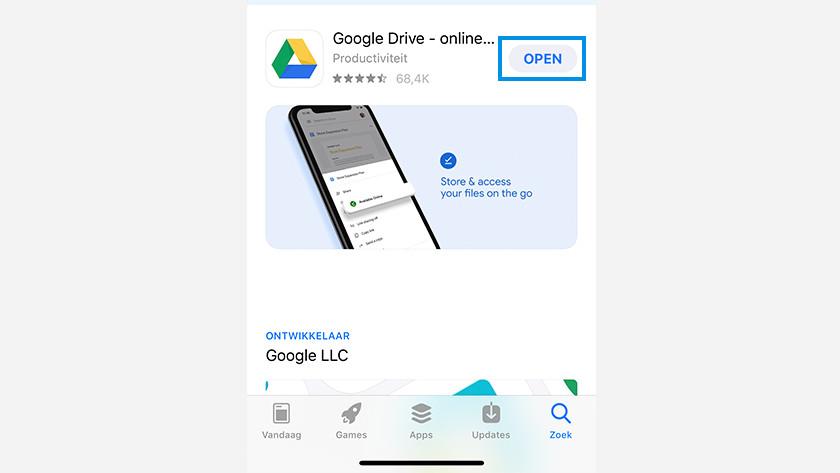 hoe van iPhone naar Android
