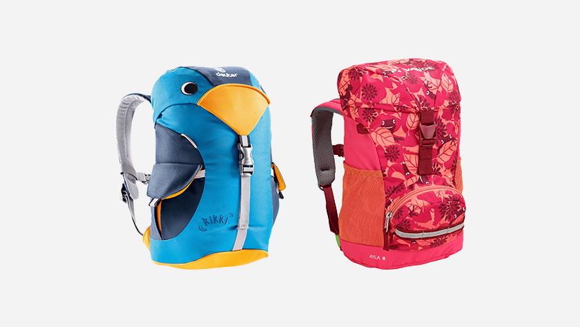 Size backpack preschooler