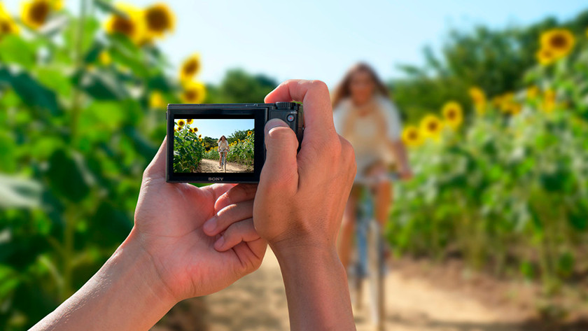 Cameras for the summer holidays
