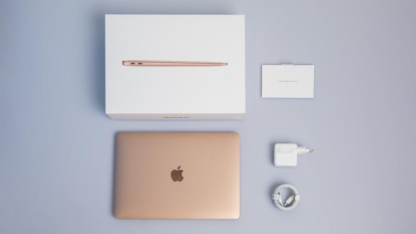 Apple MacBook Air uit de doos
