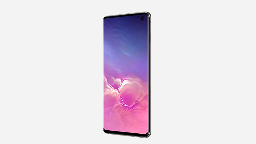 Samsung S10 screen