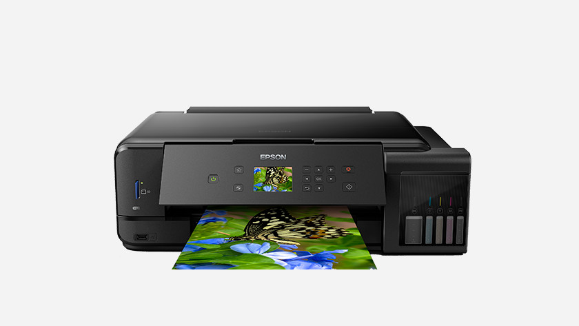 EcoTank fotoprinter