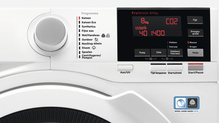 AEG dryer error