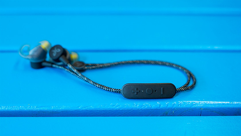 Remote sports earbuds