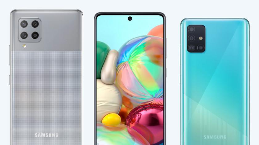 Samsung Galaxy A serie