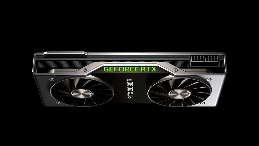 NVIDIA GeForce RTX 2080 Ti video card