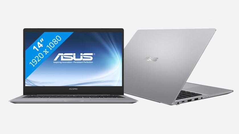 Zakelijke Asus laptops
