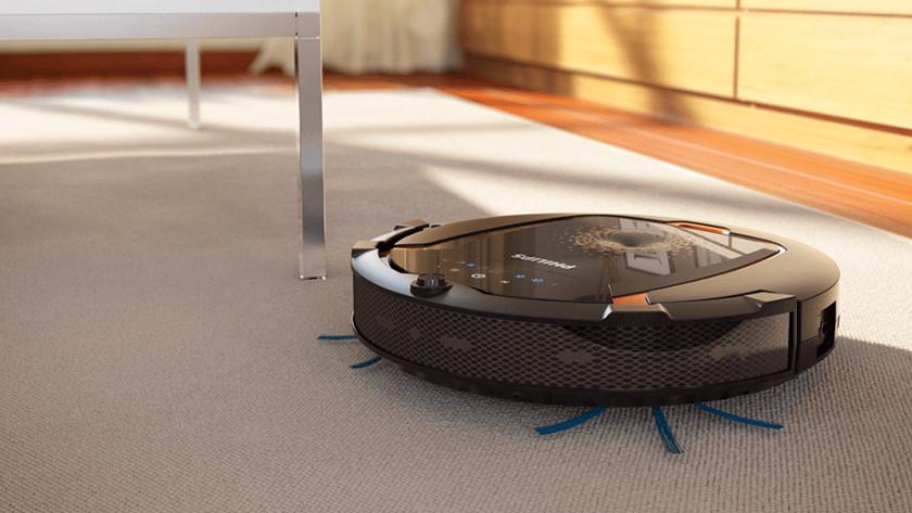 Zijborstels en middenborstels vervangen robots