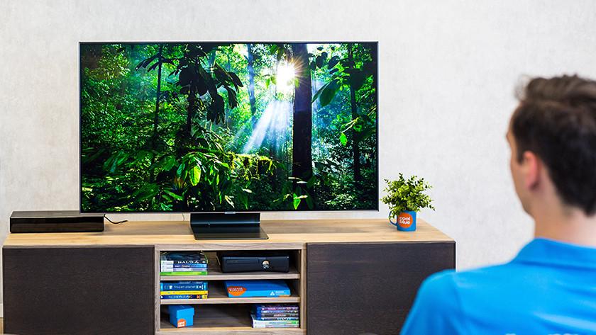 Samsung Q90R image quality