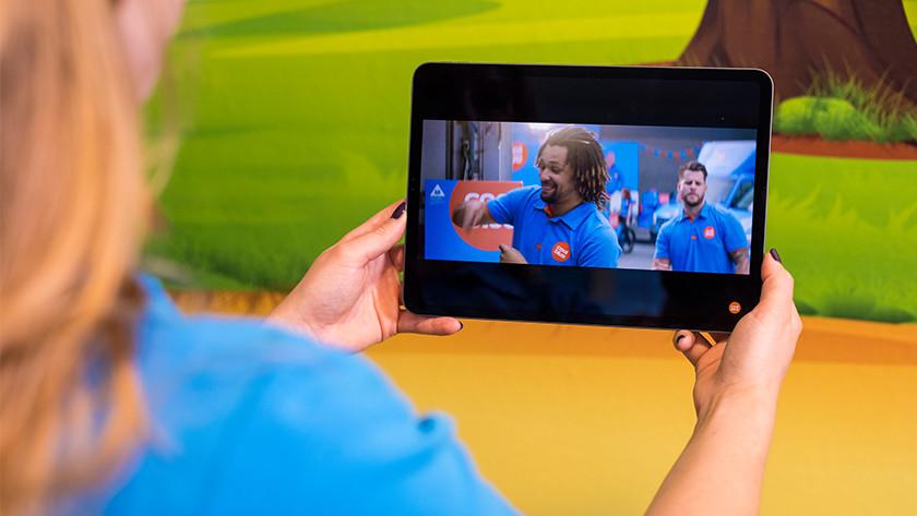 Screen iPad Pro