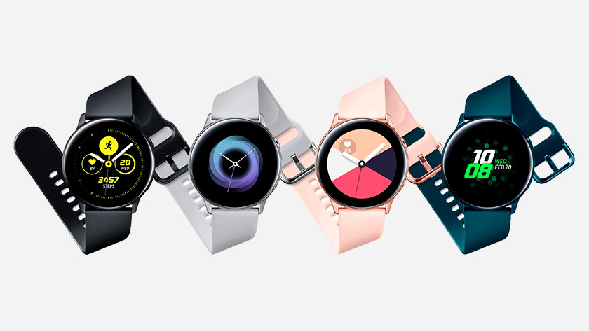 Samsung Galaxy Watch Active varianten
