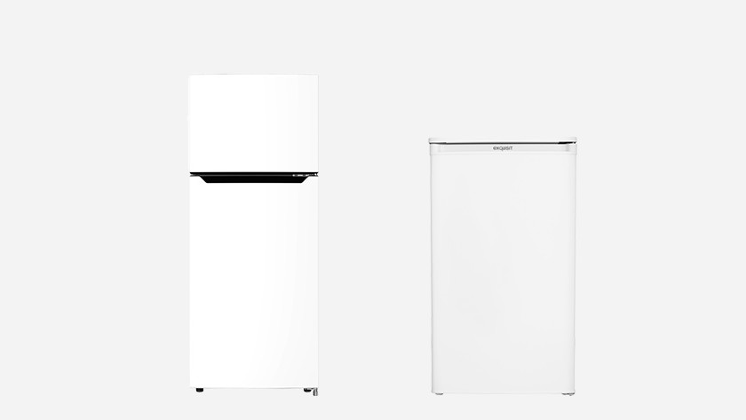 Refrigerators up to € 250, -