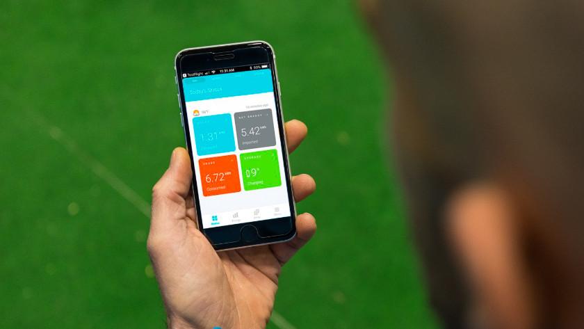 Enphase Enlighten app