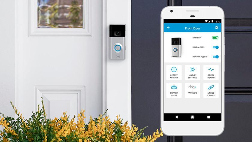 Choose smart doorbell